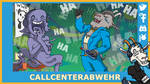 Telefonziege 'Lachflash beim WWF'