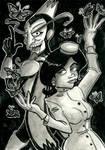 The Venture Bros. - The Monarch and Dr. Girlfriend by Tabascofanatikerin