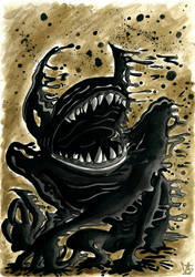 BATIM - Beast Bendy by Tabascofanatikerin