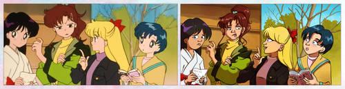Screencap Redraws: Sailor Moon 02 by Tabascofanatikerin