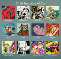 2019 Summary of Art