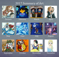 2017 Summary of Art