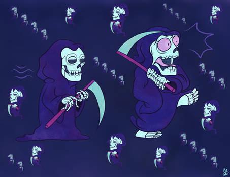 Kid Icarus - Grim Reaper