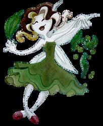 Tee-Fee (painted version)