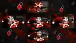 Harley Quinn (crafted Fanart) by Tabascofanatikerin