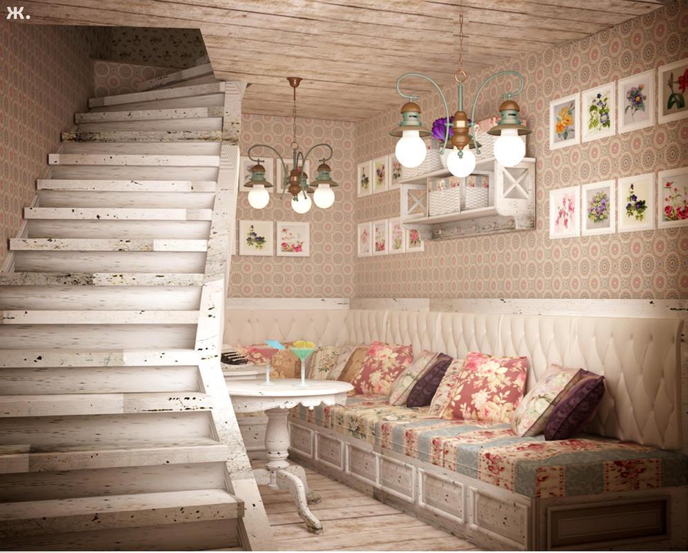 cafe shabby chic design by oleksandra91 on deviantart. Black Bedroom Furniture Sets. Home Design Ideas