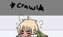 Le crawl by MaxTheKitteh