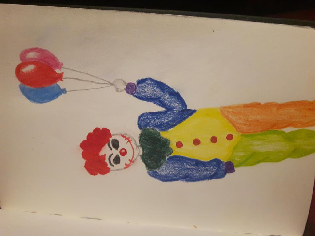 clown by kolinezja