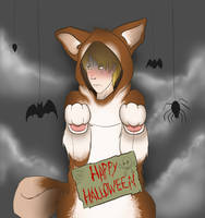 Happy? Halloween by Lauricia-pics