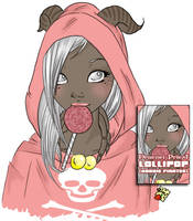 Lollipop Draenei Priest by senny