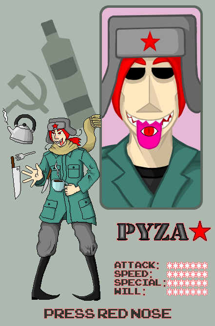 pixel id by Pyzaland
