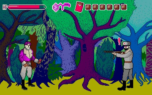 game mockup by Pyzaland