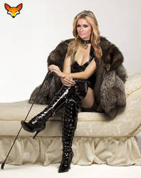 Paris Hilton by foxyfur60