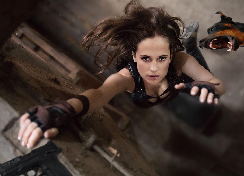 2018 Tomb Raider Art, HD Artist, 4k Wallpapers, Images