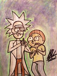 Rick and Morty: Time Traveling Pals