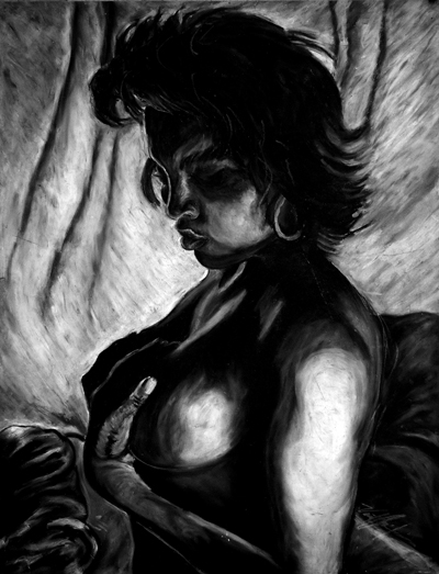 curves noir by GriotsHouseVince