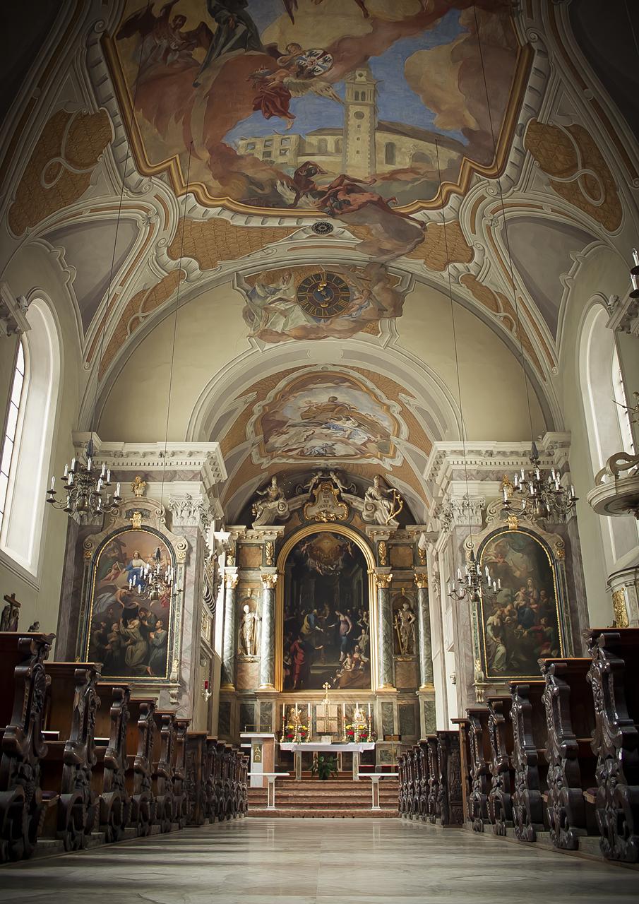 Church Innsbruck Austria by floriske