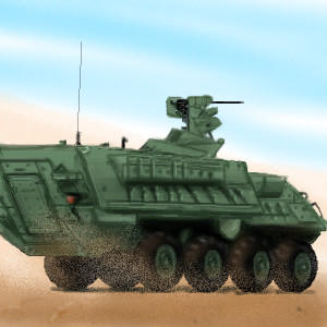 Stryker by V8Cougar