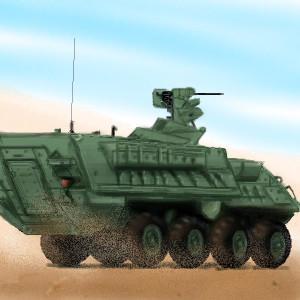 Stryker by V8Cougar