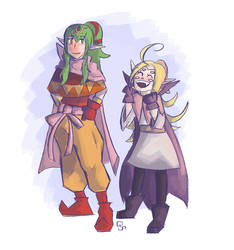 Manakete Duo