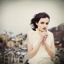 Miroslava in Kiev by psychiatrique