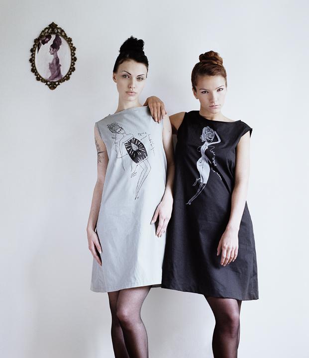 Klodi and Elanor by psychiatrique