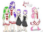 Ace's High Bonus Image: Alice Poker Dresses