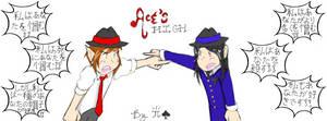 Ace vs Slim Timeline Doodle