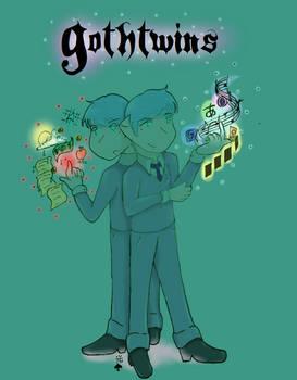 Gothtwins Coloured Alt