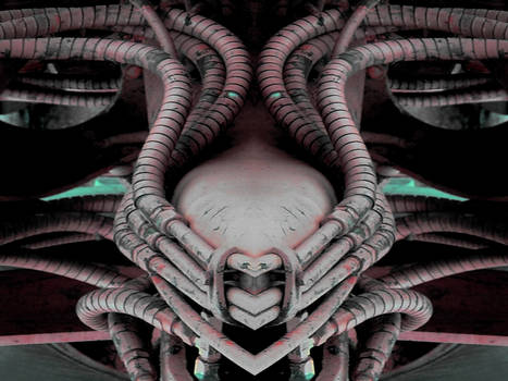 Aliens by Vade