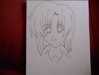 Rena, Higurashi no Naku Koro ni by NESkimo88