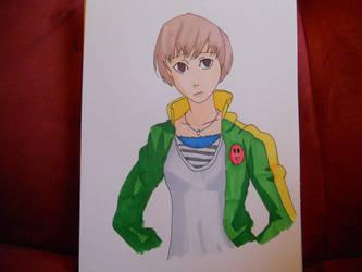 Chie Satonaka, Persona 4 by NESkimo88