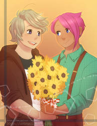 Gay Farmers!! by NotReallyDaily