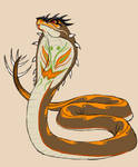 Qiang the Dragon Cobra