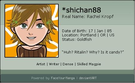 shichan88's Profile Picture