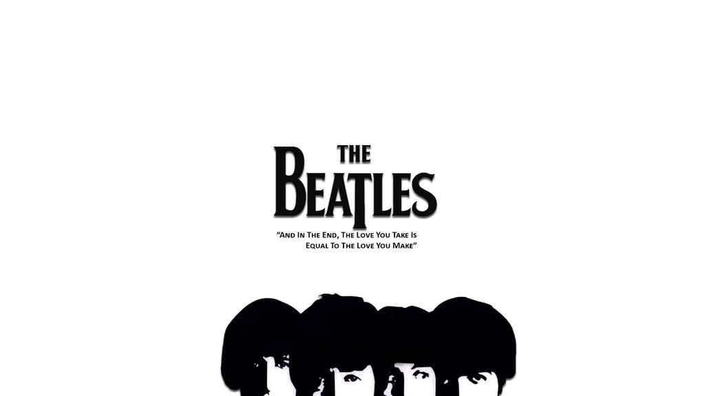 The Beatles - High Res Wallpaper by TheNowhereManLives