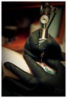 Tattoo by kubowski