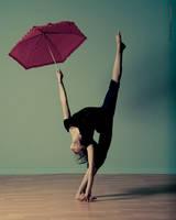 Mihaela - Umbrella by kubowski