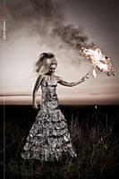 Andrea - Flames by kubowski