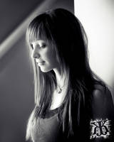 Mihaela - Portrait by kubowski