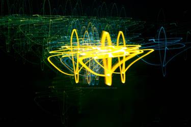 Nightlife Smokey Street Light Glow by XxDappleFrostxX
