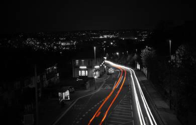 Night Life on Chatham Hill by XxDappleFrostxX