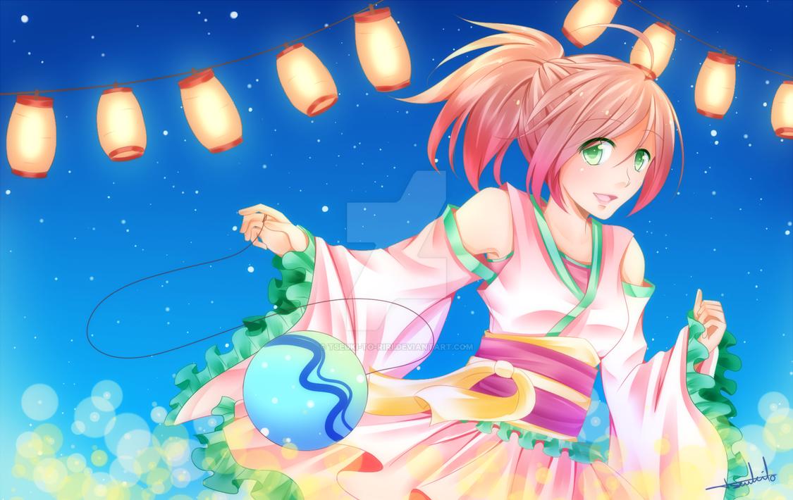 Event by Tseuki-to-Riri