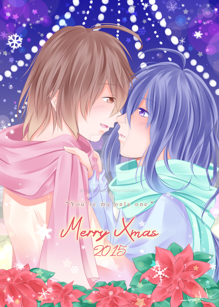Merry Xmas 2015 by Tseuki-to-Riri