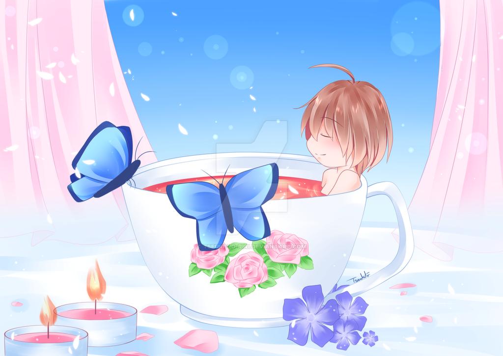 Tea time by Tseuki-to-Riri