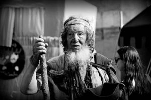 A Beggar from Medieval Times by Helewidis