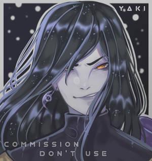 Orochimaru - Naruto (Commission)