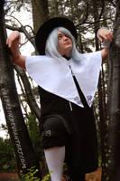 Hey There Pilgrim by Valdrein