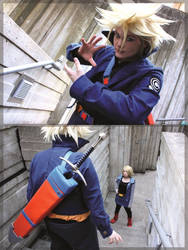 Trunks: For a new future by Valdrein