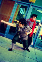 Mako and Bolin: The Bending Brothers by Valdrein